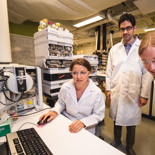 Patti Lab awarded NIH grant for COVID-19 research