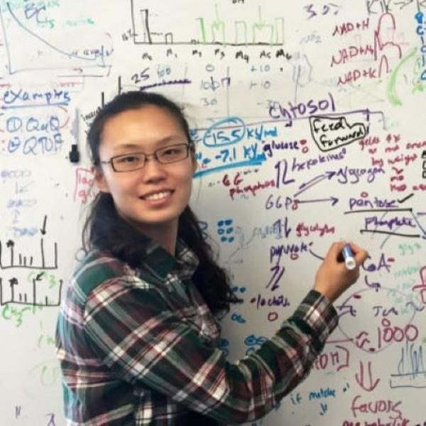 Conghui Yao (Patti Lab) named 2019 Jakschik Awardee