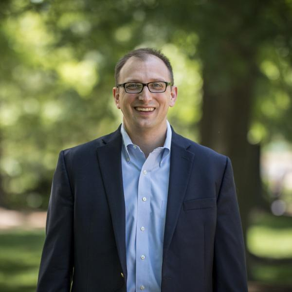 Tim Wencewicz named Camille Dreyfus Teacher-Scholar for 2019