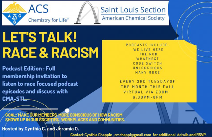Let's Talk Race and Racism (October)