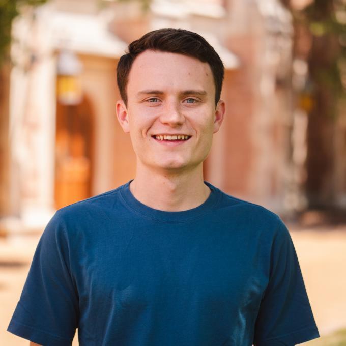 Headshot of Peter Koetting