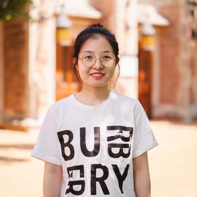 Headshot of Sisi Zhang