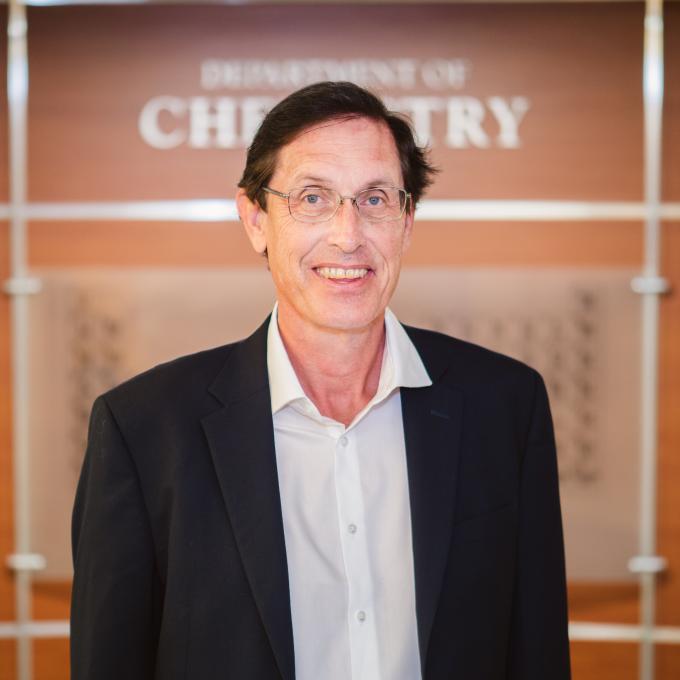 Headshot of Jay Ponder