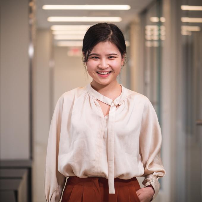 Headshot of Yahui Wang