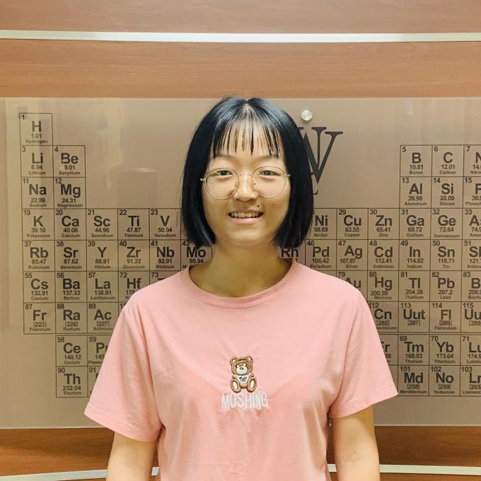 Headshot of Jie Sun