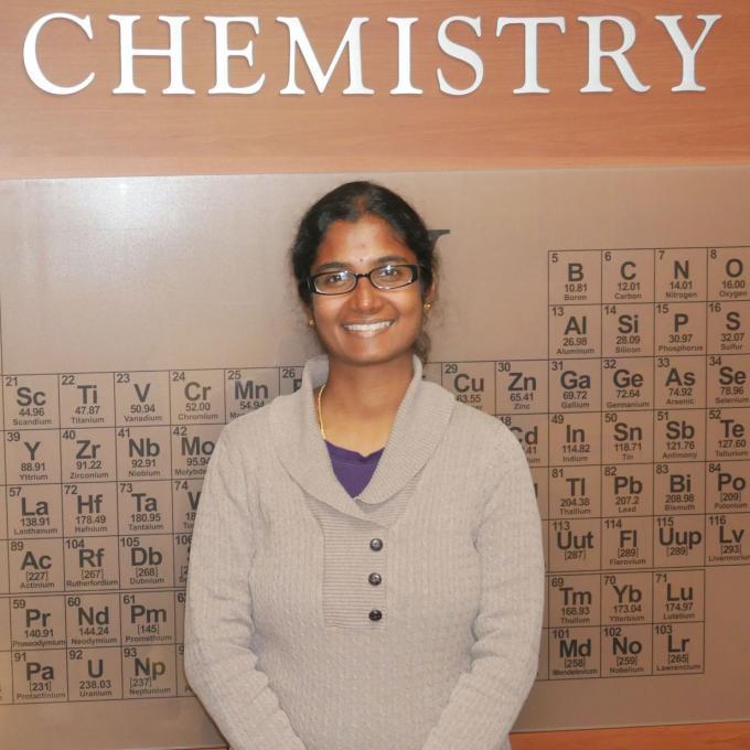 Headshot of Dhanalakshmi Anbukumar