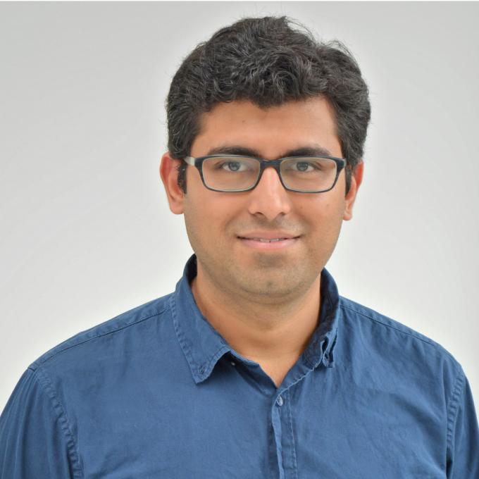 Headshot of Faheem Amir  Solangi