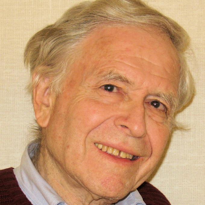 Headshot of Peter Gaspar