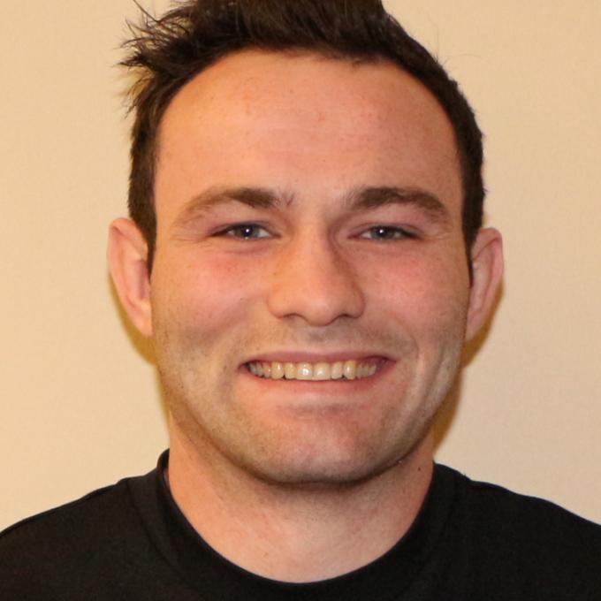 Headshot of Zach  Medcalf