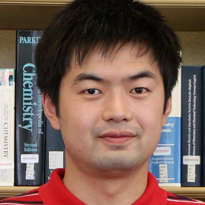 Headshot of Meikun Shen