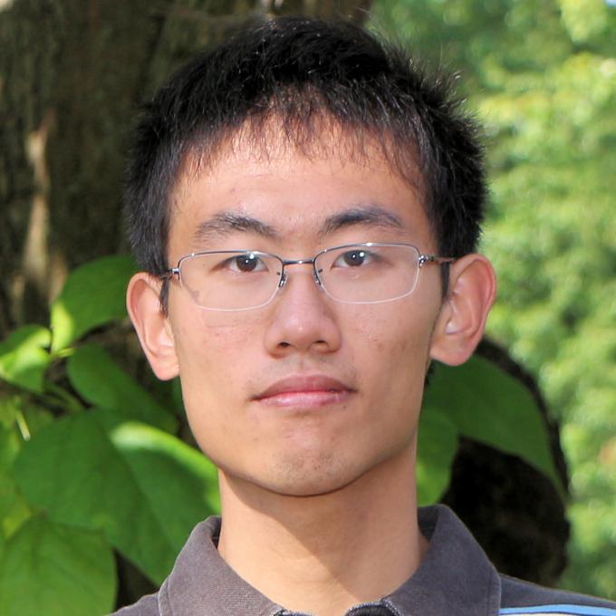 Headshot of Haochen Sun