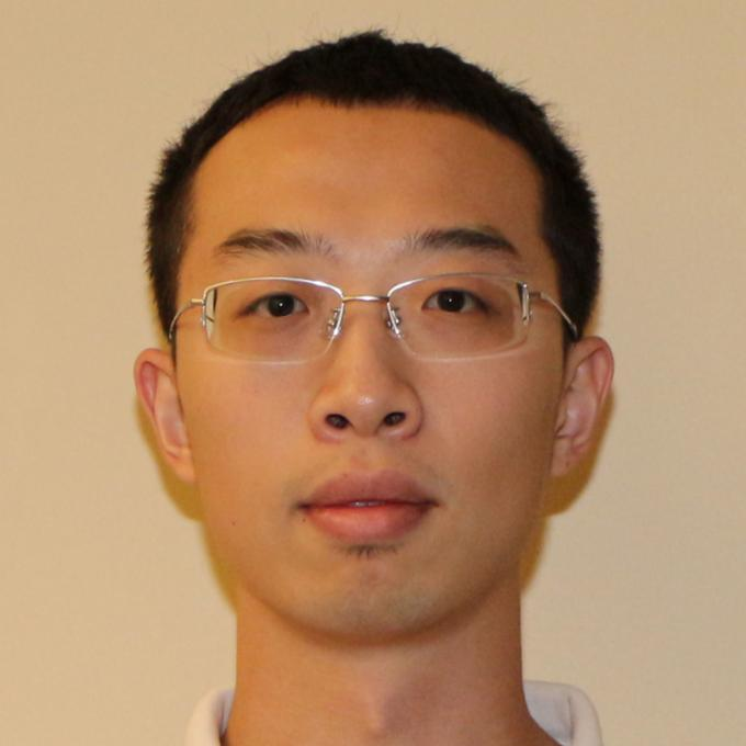 Headshot of Haoru Yang