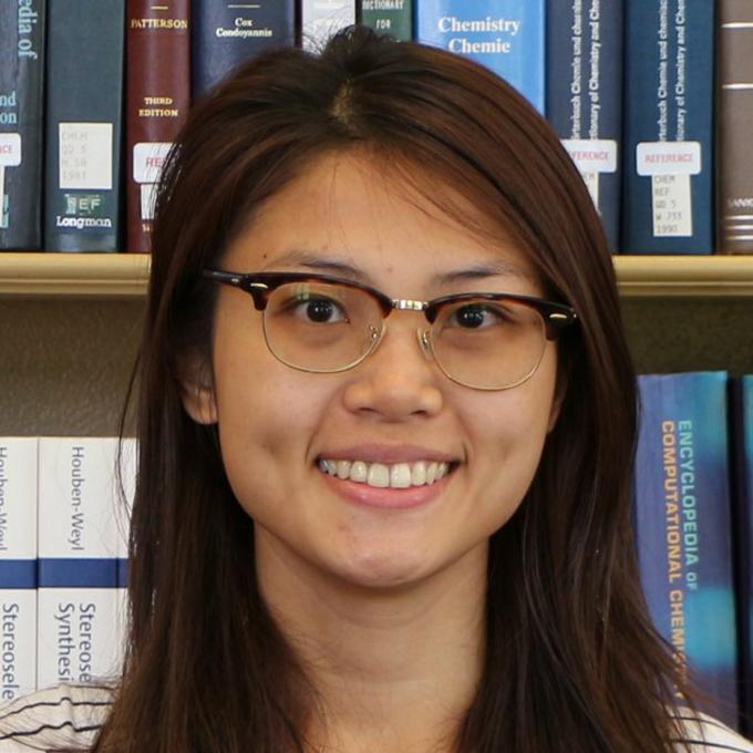 Headshot of Nai-Hua Yeh