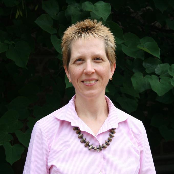 Headshot of Gina Frey